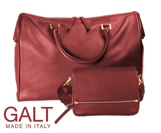 GALT RED LIMITED EDITION BAGS