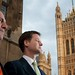 with Nick Clegg following election as Deputy Leader of the Liberal Democrats in the House of Commons
