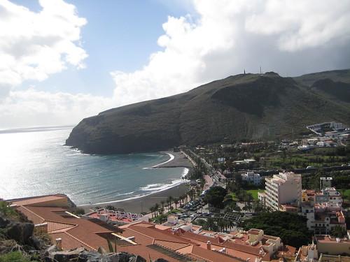 San Sebastián desde La Lomada