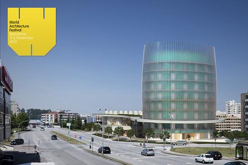 Projectos Braga -Edifício Dynamic (1) ©mventura