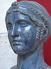 Portrait of 6th century BCE Greek Poet Sappho possibly reworked in 16th or 18th century (mharrsch) Tags: portrait italy sculpture woman rome female greek poet 6thcenturybce sappho palazzomassimo mharrsch