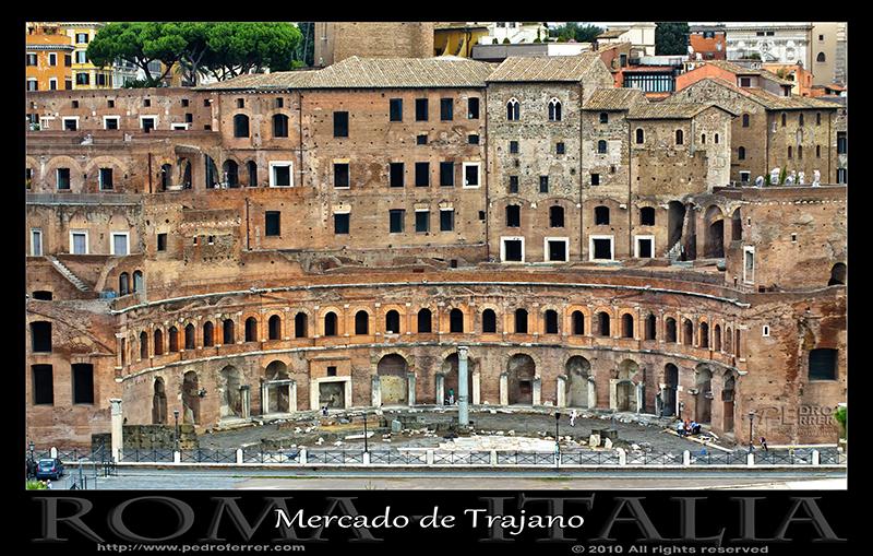 Roma - Mercado de Trajano