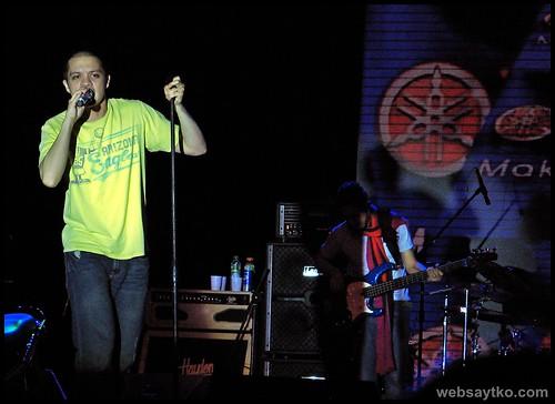 Bamboo and Michael V Concert at Yamaha Fiesta 2010