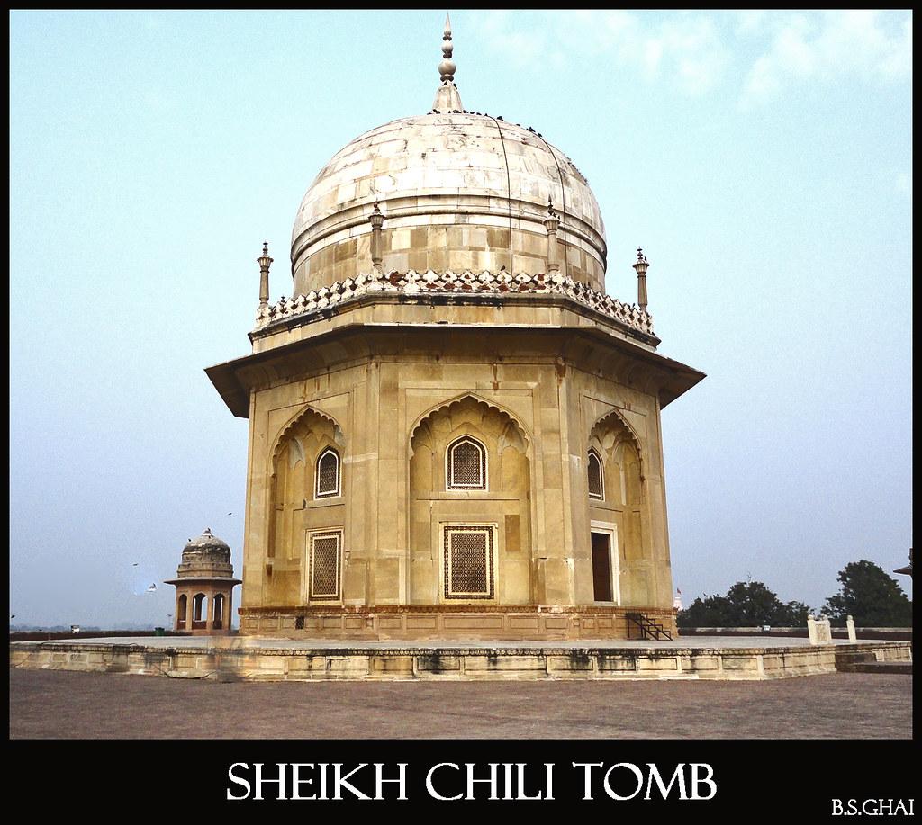 The Tomb of Sheikh Chili