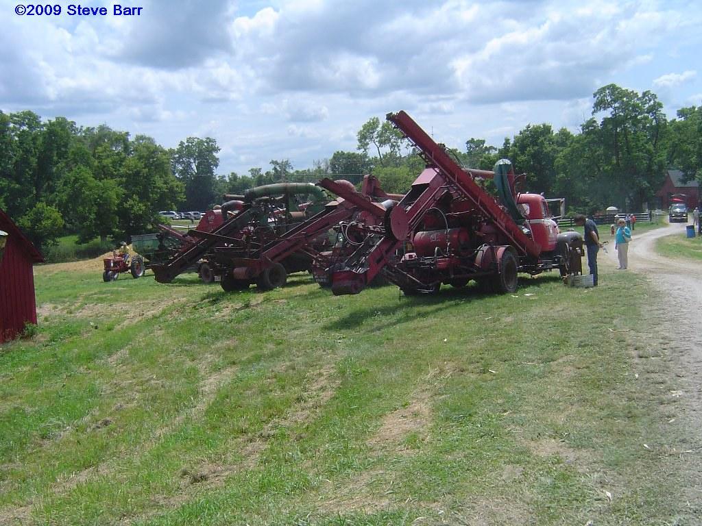 Corn Shellers- Truck Mounted