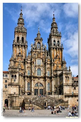 Catedral de Santiago de Compostela #3 by VRfoto