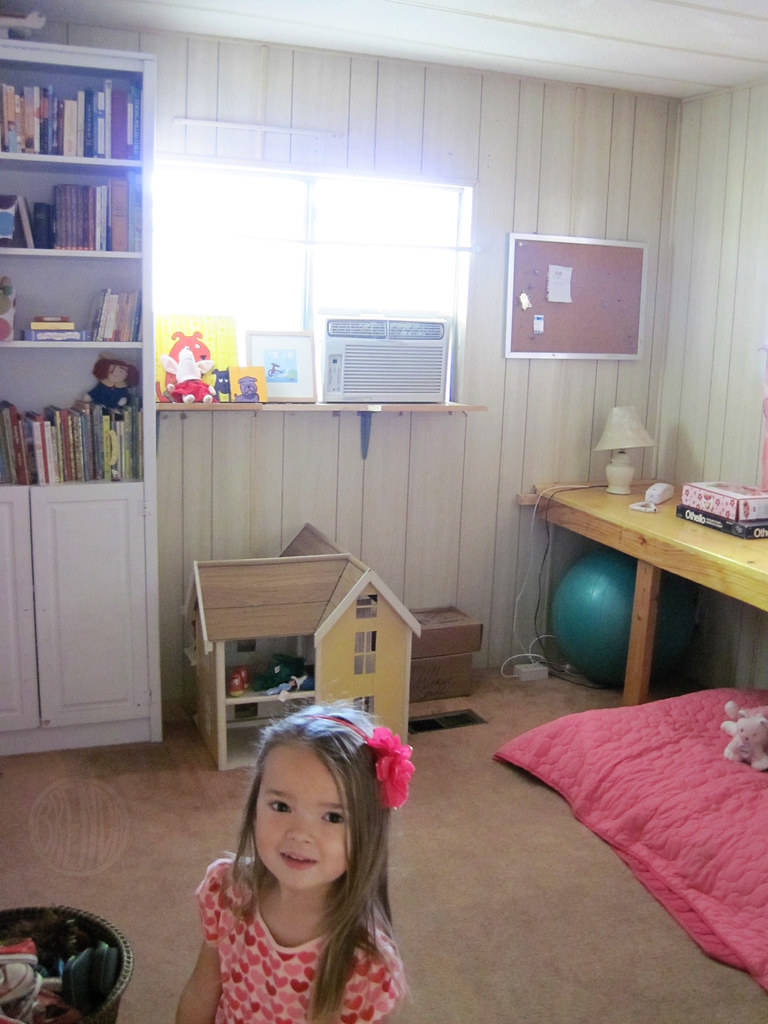 Bug and her room