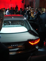 Audi A7 Sverigepremiär