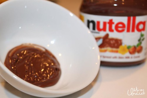 Molecular Banana Nutella