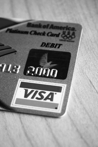 Bank of America Visa Debit