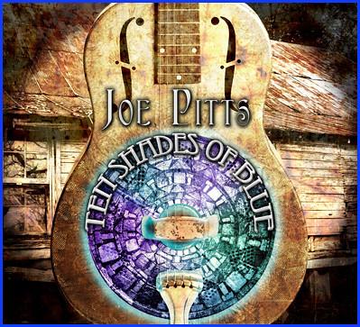 Joe Pitts - Ten Shades Of Blue