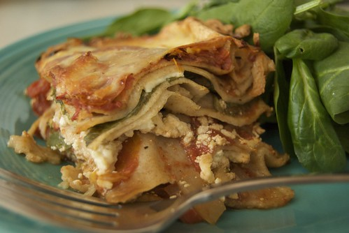 Lasagna from Scratch