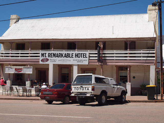 Mt Remarkable Hotel