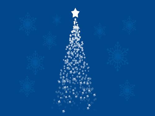 Arbol de Navidad. Zorionak. Feliz 2012.