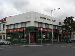 Ocean Child Hotel, Hobart