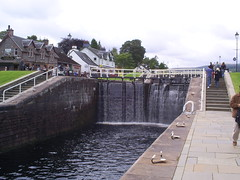 Lock on Caledonian Canal,Fort Augustus (scottishstu) Tags: scotland canal lock caledonian fortaugustus