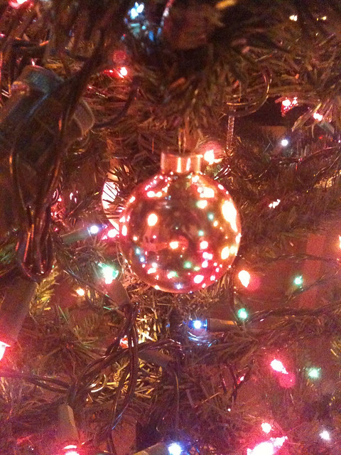 Part of my sis's tree