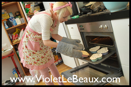 Violet's Awesome Apple Pie Recipe