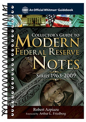 Azpiazu Modern Federal Reserve Notes 1963-2009 spiral