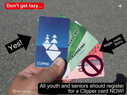 Transition from Paper Pass to Farecard