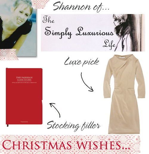 Christmas wishes Shannon