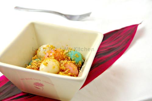 Glutinious Rice Dumpling