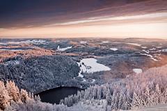 A White World (andywon) Tags: sun white snow mountains nature sunrise germany landscape hills schwarzwald blackforest feldberg badenwrttemberg feldsee seebuck explored gettyimagesgermanyq1