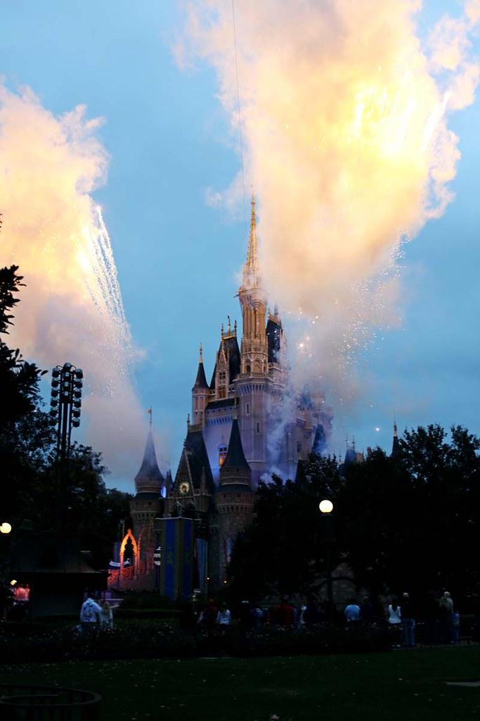 castle fireworks 2