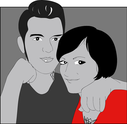 Matt and Rachel