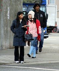 Multicultural (knightbefore_99) Tags: street west eye station vancouver asian coast candid grandview multicultural skytrain commercialdrive eastvan thedrive