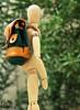 الدراسة وناسة =) (عفاف المعيوف) Tags: أخضر دراسة مدرسة حقيبة خشبي