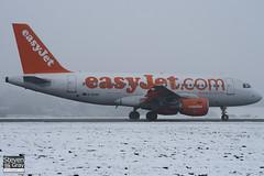 G-EZAG - 2727 - Easyjet - Airbus A319-111 - Luton - 101222 - Steven Gray - IMG_7248