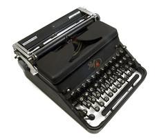 Ruf typewriter