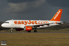 G-EZIR - 2527 - Easyjet - Airbus A319-111 - Luton - 100205 - Steven Gray - IMG_6905