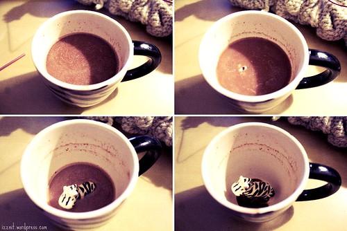 Zebra Surprise Mug