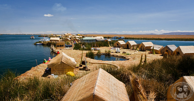 View Of Uros