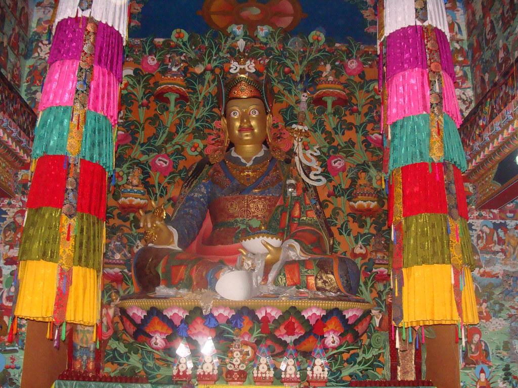 藏传佛教108条经典语录 - 坚华嘉措 - 坚华嘉措(本人的博客独此一家,绝无分店)