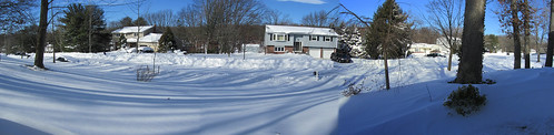 Blizzard Panoramic