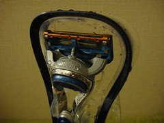 Safety razor, Gillet 5+1 Fusion
