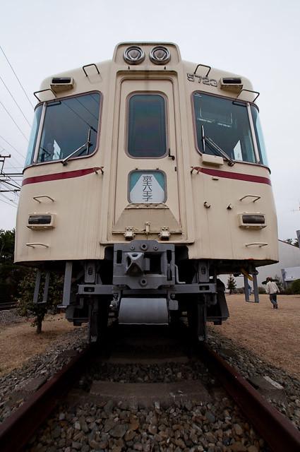 京王帝都電鉄5000系 クハ5723 保存車
