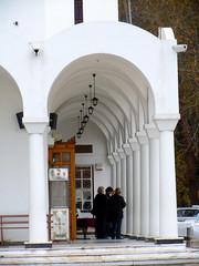 Cloister (RobW_) Tags: church wednesday december greece cloister 2010 kamena vourla ftiotida dec2010 29dec2010
