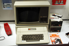 First Mass Produced Apple Computer by Jenn Durfey, on Flickr
