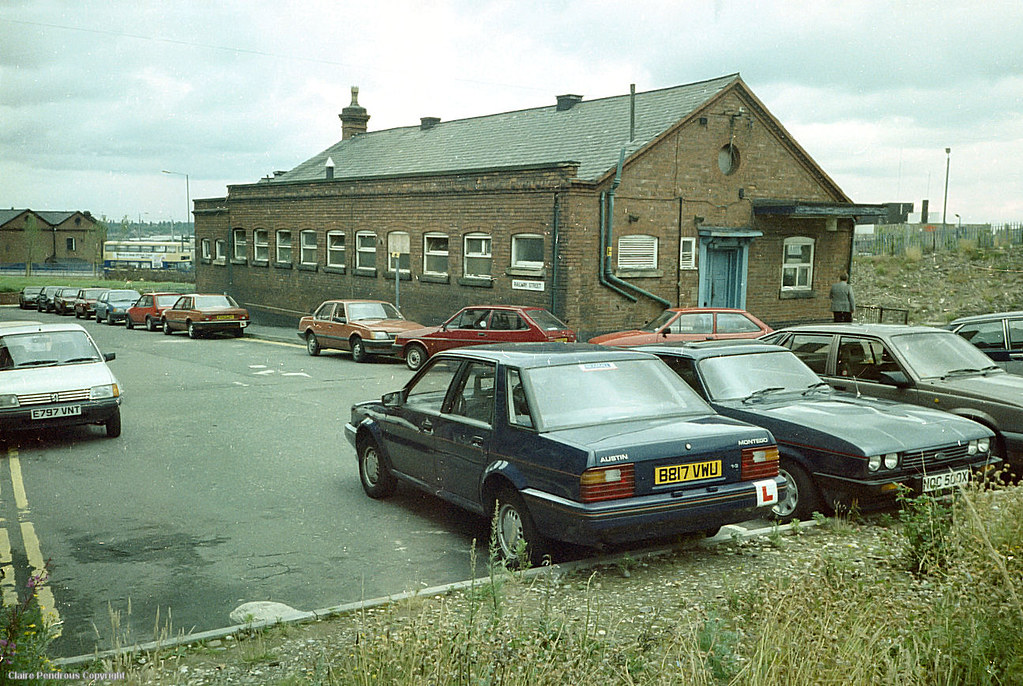 The world 39 s newest photos of 1980s and wolverhampton flickr hive mind - Ford garage wolverhampton ...