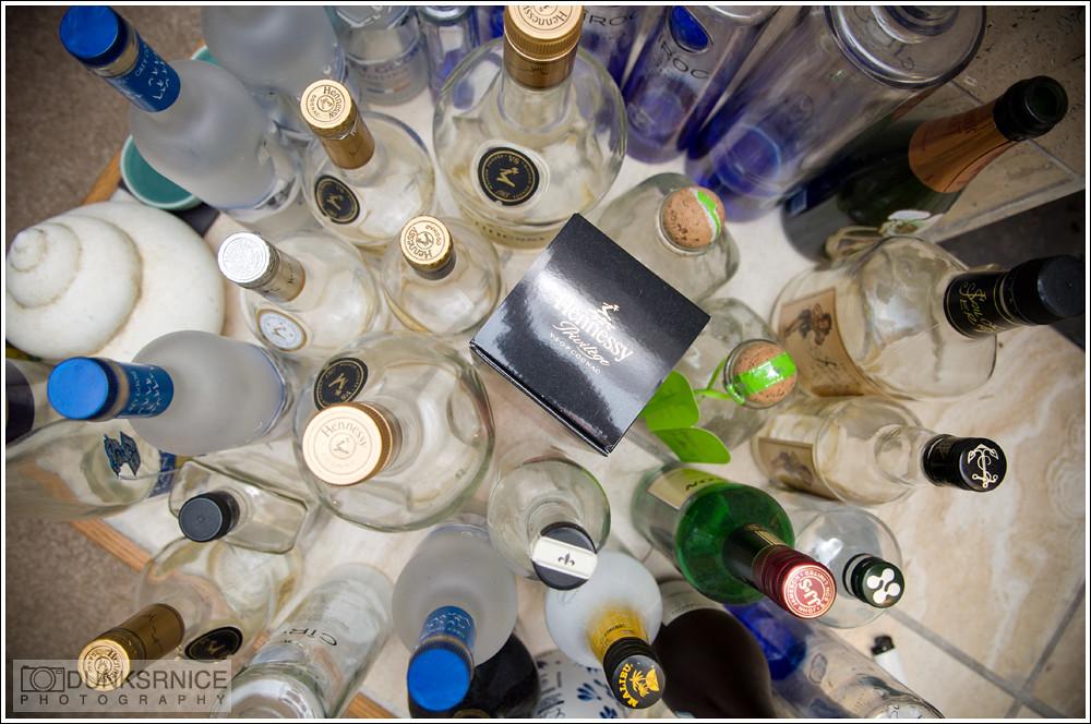 Bottles.
