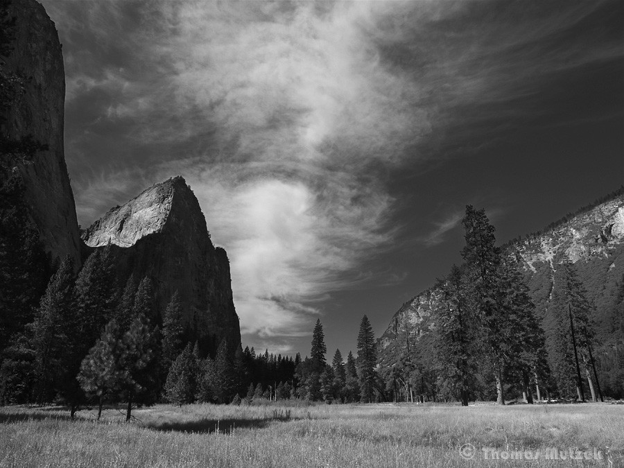 Yosemite Valley, Yosemite, September 2010