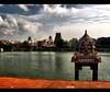 Kapaleeshwarar Temple Tank (prashkan) Tags: india water temple tank south madras chennai tamil tamilnadu southindia kulam gopuram mylai mylapore kapaleeshwarar kapali thirumailai thirumylai