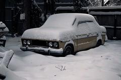 lada 1500 (n0ti) Tags: winter snow car lada vaz 2103 zhiguli vaz2103 lada1500