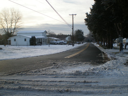December 26th snowstorm