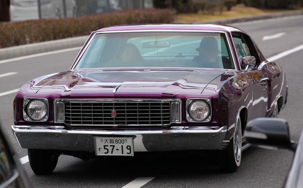 American car in Japan