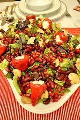 meksika fasulyeli yeşil salata1